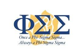 Phi Sigma Sigma Rose