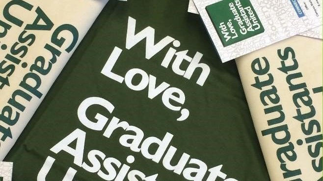 Petition · USF works because Graduate Assistants do
