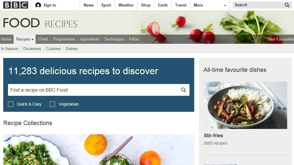 Petition bbc save the bbcs recipe archive change forumfinder