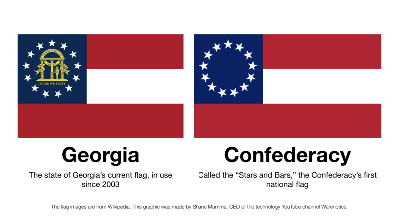 petition change georgia s confederate style state flag change org