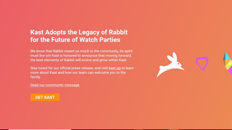 Wonderlijk Petition · Remove Kast Service and Bring Back Rabbit · Change.org XN-18