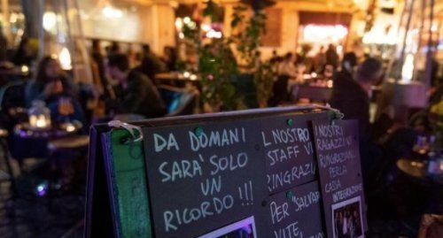 Petizione · Giuseppe Conte: No alla chiusura di ristoranti ...