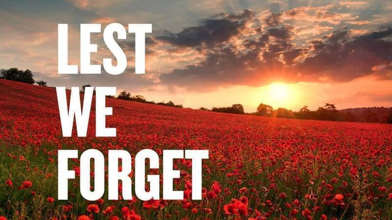 Image result for remembrance 2018