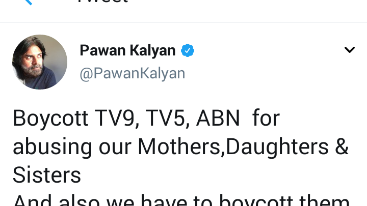 Petition · We don't want ABN, TV5 and TV9 in AP  · Change org