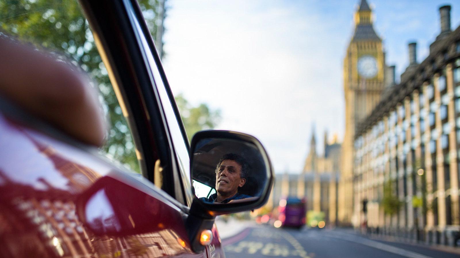 Uber in London