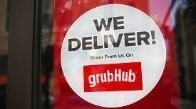 Petition · Instant Pay for GrubHub · Change org