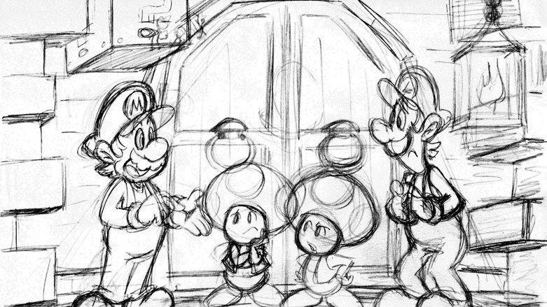 Petition Walt Disney Studios And Nintendo A New Super Mario