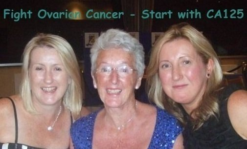 Petition Petition For The Hse To Include Ovarian Cancer Blood Test Ca125 In A Free Cancer Screening Program Change Org