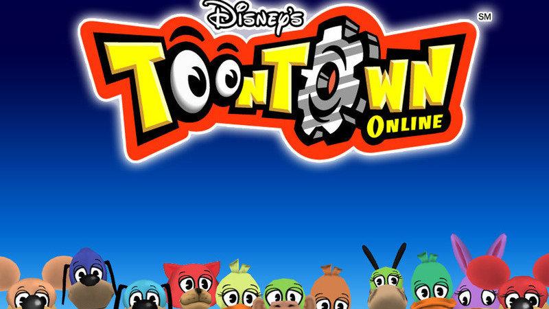 Online dating Toontown
