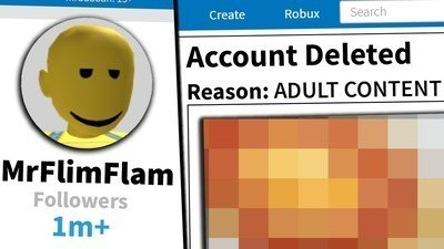 Supporter comments · Roblox: Unban MrFlimFlam · Change org