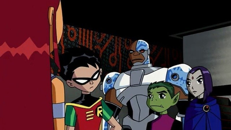 Petition  Cartoon Network Original Teen Titans Season -3632