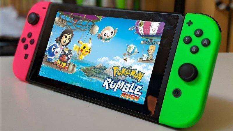 Petition Add Pokemon Rumble Rush To The Nintendo Switch To
