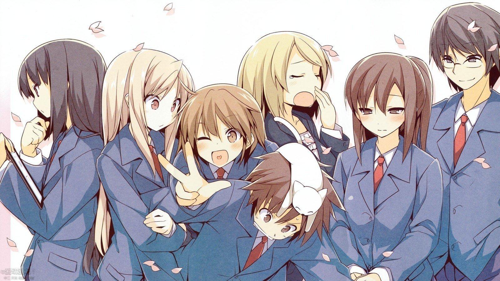 Petition · Make Sakurasou no Pet na Kanojo season 9! · Change.org