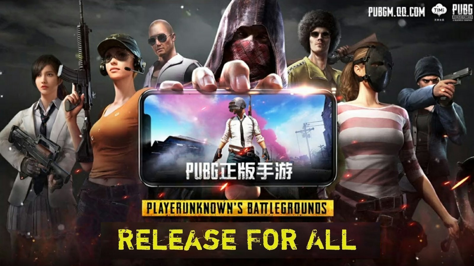 Petition Release Pubg Mobile Timi Studio In Global Change Org
