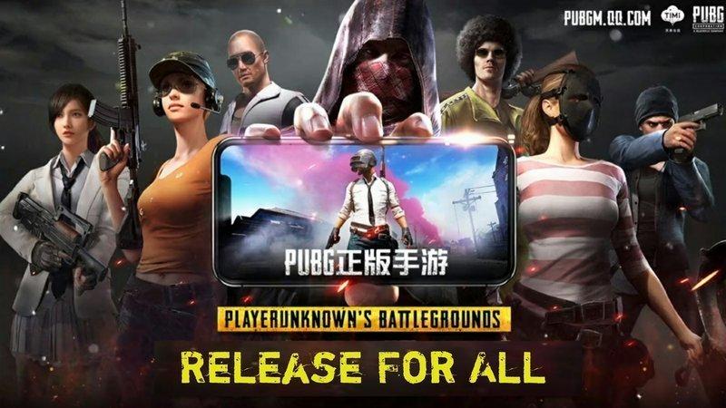 Petition · Release PUBG Mobile TIMI Studio In Global · Change org