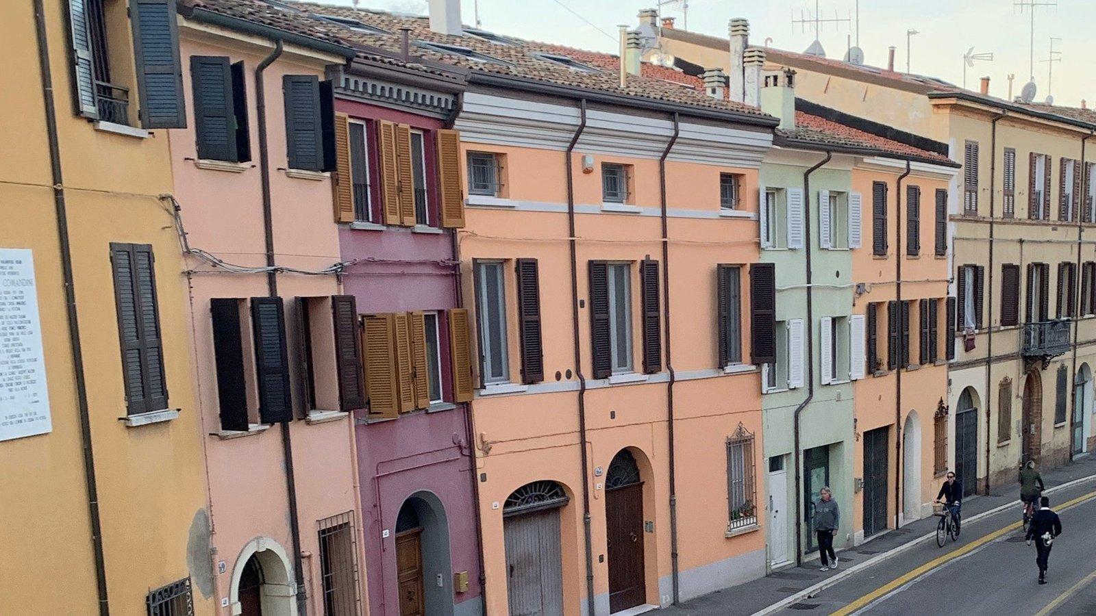 Petizione · STOP al traffico in Corso Ubaldo Comandini a ...