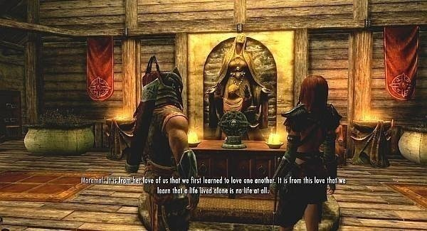 Petition · Skyrim: RE-marry in skyrim · Change org