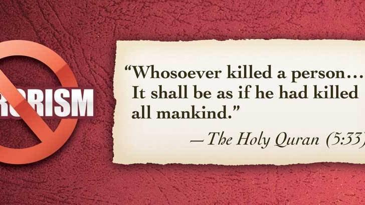 terrorism in islam essay