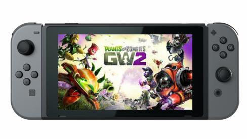 Petition electronic arts add plants vs zombies garden - Plants vs zombies garden warfare for wii u ...