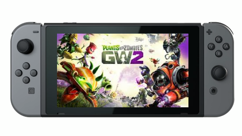 Add Plants Vs Zombies Garden Warfare 2