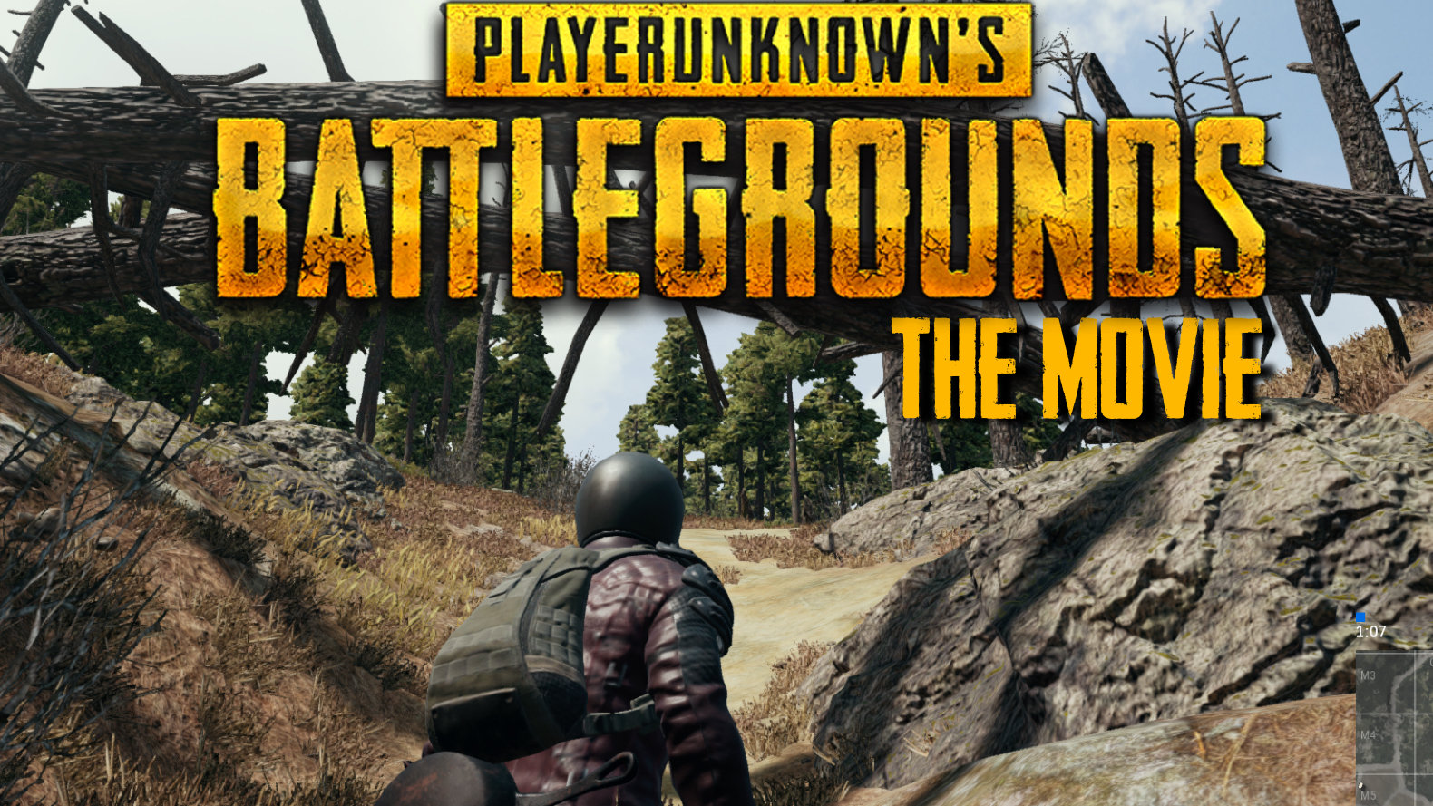 Petition · PlayerUnknown's Battlegrounds The Movie · Change org