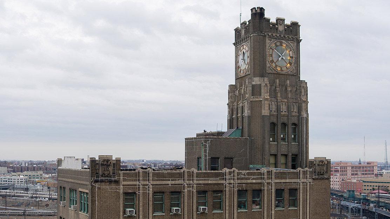 Clock Tower Long Island City