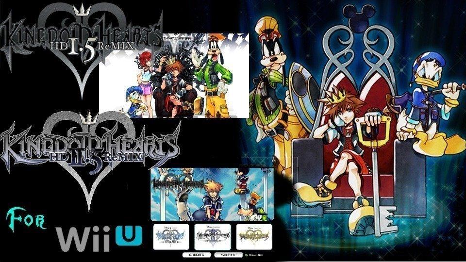 Wiiu Com Game : Petition · square enix and tetsuya nomura bring port