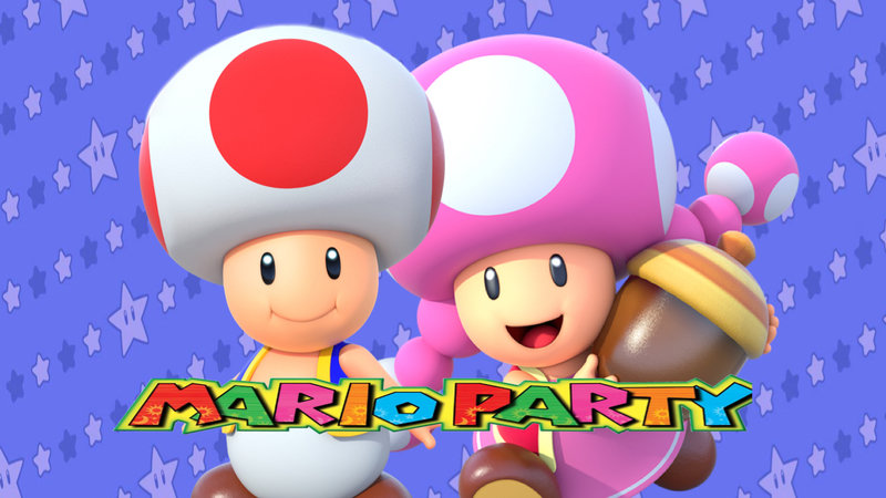 Petition Toad And Toadette For More Mario Party Games Change Org