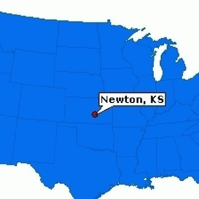 map of newton kansas Petition Newton Ks Pd Briefings From Newton Area Police map of newton kansas