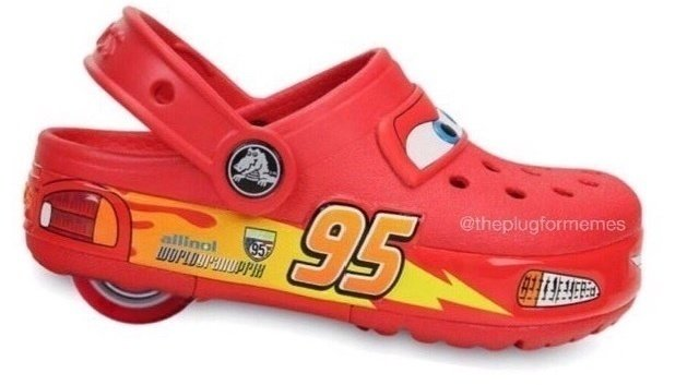 ac782489462 Petition · Getting Lightning McQueen Crocs for adult sizes · Change.org