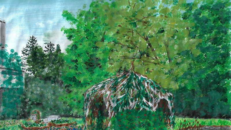 jardin de permaculture luniversit de fribourg - Jardin Permaculture