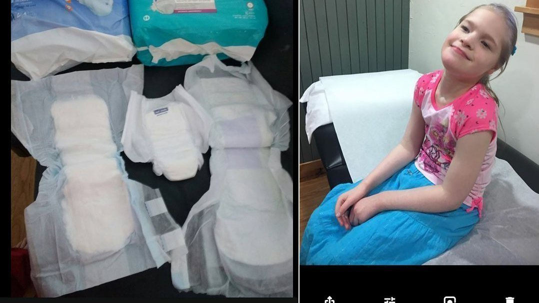 Petition · To have diapers/pullups for special needs ...