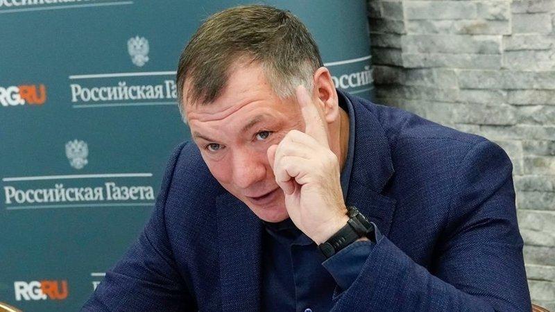 М.Ш.Хуснуллин, бывший зам.мэра Москвы по строительству, вице-премьер Правительства РФ