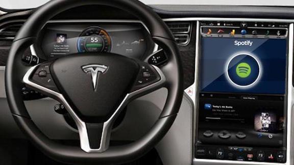 Petition 183 Tesla Motors Enable Spotify On U S Tesla Cars