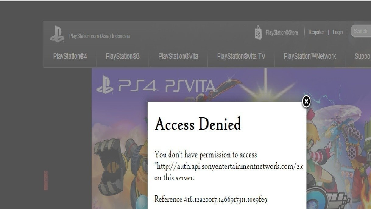 Petition · Sony: Eliminate PS4 Error Code WS-37397-9 · Change.org