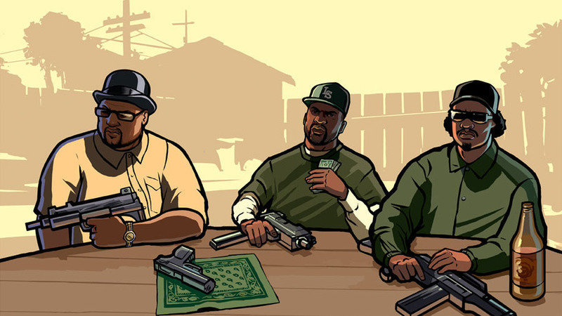 Petition · Rockstar Games: Remake GTA San Andreas game with