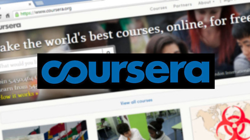 Image result for COURSERA