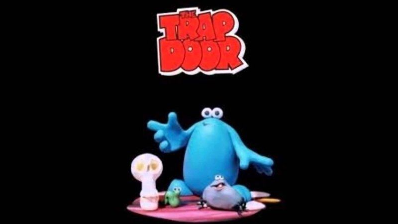 Image result for the trap door