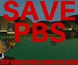 Petition John Shedletsky Stop Roblox From Discontinuing Pbs