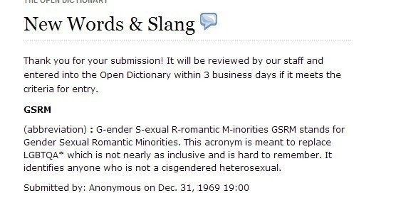 Sexual slang abbreviations