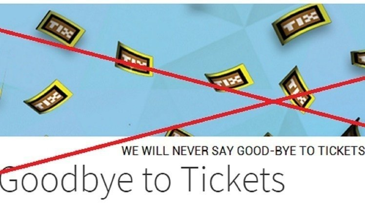 Are Tix Fully Removed From Roblox I Have Some Youtube Community David Baszucki Stop The Removal Of Tickets In Roblox Change Org
