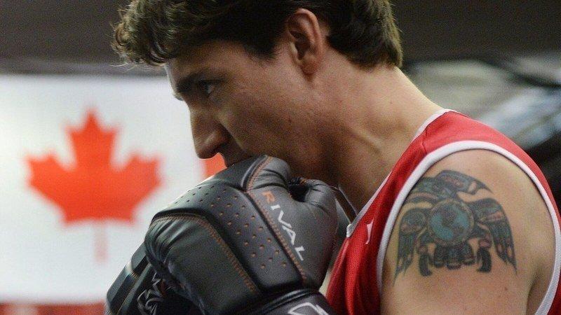 Petition Justin Trudeau Remove Your Haida Raven Tattoo