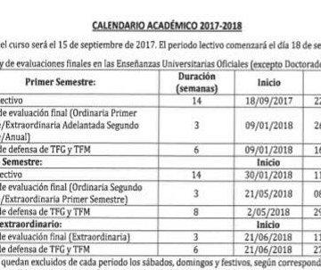 Calendario Uniovi 2020 18.Calendario Uniovi