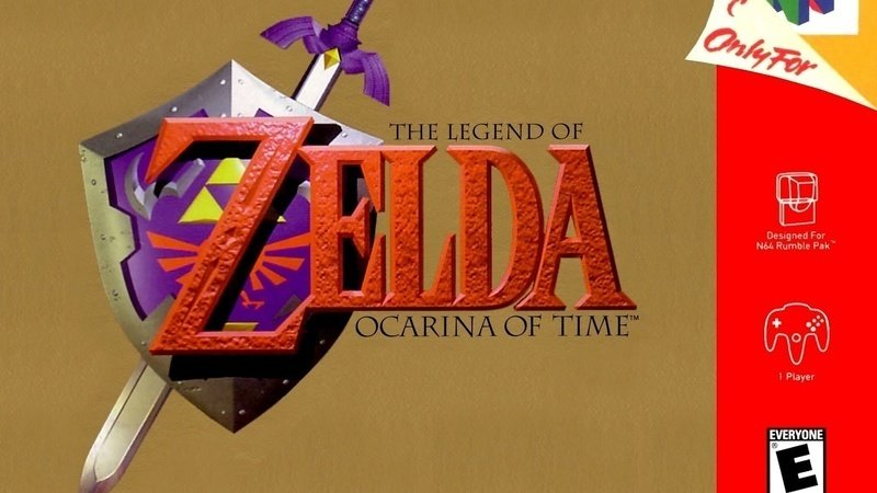 Petition · Remake Ocarina of Time on Nintendo Switch