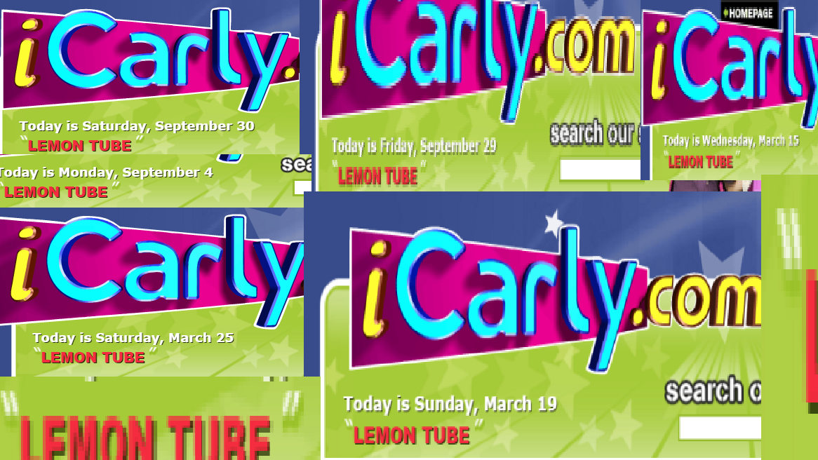 Topic · Icarly · Change org
