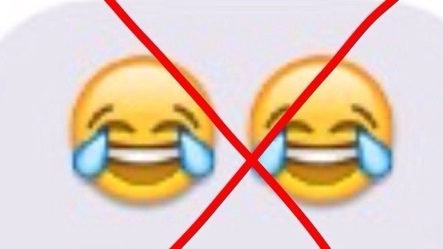 Petition remove the laughing emoji from all emoji keyboards remove the laughing emoji from all emoji keyboards sciox Gallery