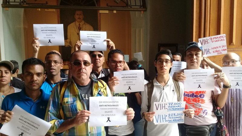 Petition Update Solicito Donacion De Anti Retrovirales Para Mis