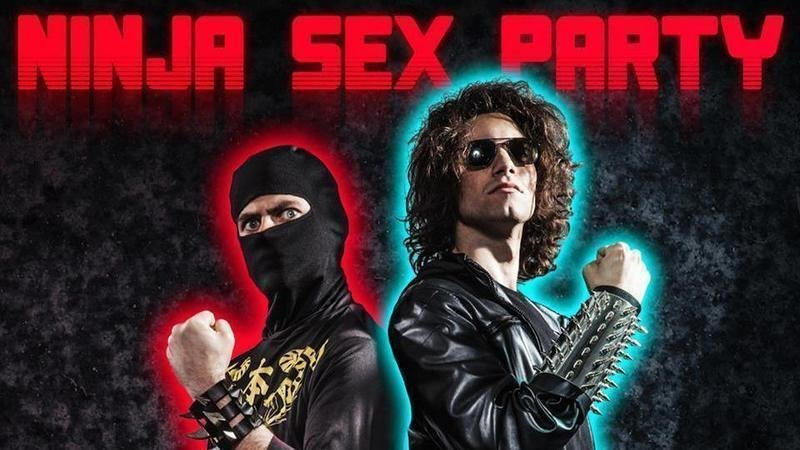 danskpono ninja sex party