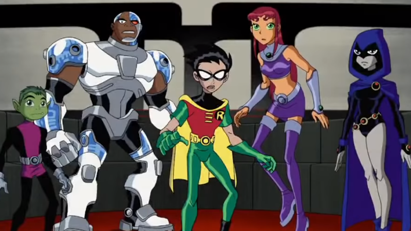 Petition  Petition To Give The 2003 Teen Titans A Sixth -9505