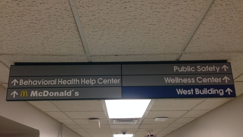 Petition · Get McDonald's out of Mercy Medical Center in Des